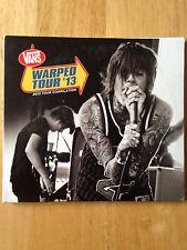 Vans Warped Tour 2013 Compilation [Digipak] Various Artists (CD 2 Discs) VG