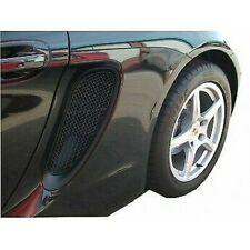 Zunsport Schwarz Lüftungsschlitz Gitter für Porsche CAYMAN S 981 Pdk