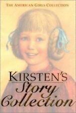 KIRSTEN'S STORY COLLECTION - LIMITED EDITION ( AMERICAN GIRLS By Janet Shaw NEW