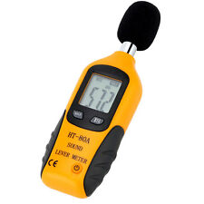 130dB Sound Level Decibel Meter Noise Check Meter Decibel Monitor Logger Tester