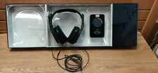 Astro Gaming A40 TR Headset + MixAmp Pro TR MA3P03 for PS4/PC - Black