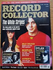 RECORD COLLECTOR Nov 2003 No. 291 White Stripes Rolling Stones Bob Dylan
