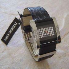 Dyrberg Kern Traumhafte Schmuck-Uhr COSTES S / BLACK SALE %%% OVP 215 €