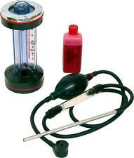 Brigon Co2 Indikatoren Tester Messflüssigkeit Testoryt Ansaugvorrichtung Co 2