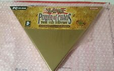 Yugioh Power Of Chaos Limited Collector's Edition European Ed. Extremely Rare