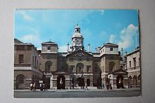 Alte AK London The Horse Guards Whitehall - Postkarte