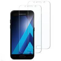 2x 3D Hartglas 9H für Samsung Galaxy A5 2017 Display Schutzpanzer Glasfolie KLAR
