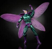 """Marvel Legends 6"""" Beetle w/ Vulture BAF New Sealed Spider-Man Sinister Villains"""