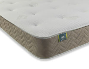 ** BEDZONLINE LIMITED TIME OFFER, 2019 STOCK ** ZEUS LATEX COIL MATTRESS