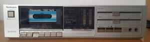Piastra a cassette TECHNICS RS-D400