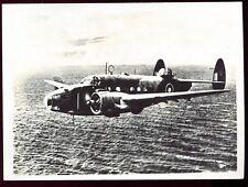 photo avion . l'aviation alliée . bombardier Hudson . cliché P.P.L. N°2