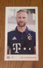 Uwe Gospodarek (Bayern München 2017/2018) Bochum Burghausen Hannover megarar DfB