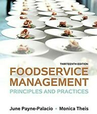 Foodservice Management 13th Edition [P.D.F version]