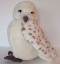 """The Wizarding World of Harry Potter Owl Puppet Plush Hedwig Head Turns 12"""""""