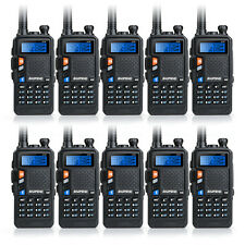 NEW 10PCS*BAOFENG UV-5X UHF+VHF Dual Band/Dual Watch Two-Way Radio Walkie Talkie