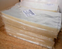 """Food Bags 4""""x2""""x9"""" Gusseted Polypropylene Uline S-16798 1700 ct Cookies,Candy,+"""