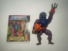 Spikor #1 100% Complete He-Man Masters Of The Universe MOTU 1985 w/ COMIC