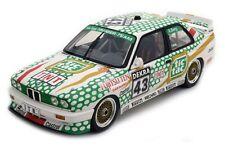 Minichamps BMW M3 E30 TIC TAC TAUBER #43 NORISRING RENNEN DTM 1:18 LE 504pc*New!