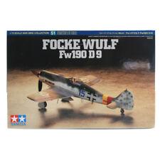 Tamiya Focke Wulf Fw190 D-9 Model Set (Scale 1:72) 60751 NEW