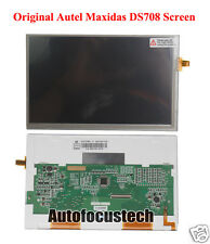Original New Autel Maxidas DS708 Full LCD Touch Screen Spare Part Replacement