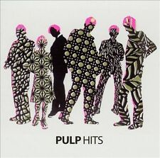 PULP - HITS - NEW AND SEALED CD