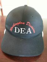 Virginia State Police Association Ball Cap Hat New Black