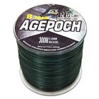 TOP 8 Strands Super Strong Dyneema PE Braided Sea Fishing Line Agepoch 300M
