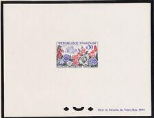 épreuve de luxe  journée du timbre   de  1963   num: 1378