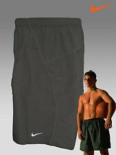 Nike AD Athletic Dept Gym Fitness Shorts Charcoal Grey Medium