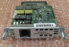 Cisco WIC-1 - SHDSL - 1-port V3 G. SHDSL WAN Interface Card 73-10135-01
