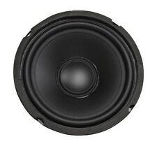 """AUDIO SELECT 55-2970  6.5"""" Custom Audio Heavy Duty 50W RMS 8 ohm Woofer Speaker"""