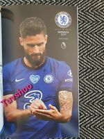 Chelsea v Norwich City LIMITED COLLECTOR'S EDITION RESTART Programme 14/7/2020!!