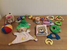 Babyspielzeug Paket Rassel