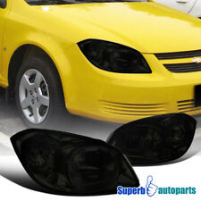 05-10 Chevy Cobalt 05-06 Pursuit 07-09 Pontiac G5 Replacement Smoke Headlights