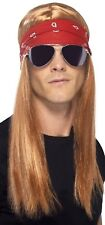 Mens 90s Rock Kid Metal Music Festival Disguise Fancy Dress Costume Outfit Kit