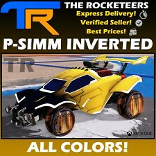 [XBOX ONE]Rocket League All Painted P-SIMM INVERTED Wheels Totally Awesome Crate