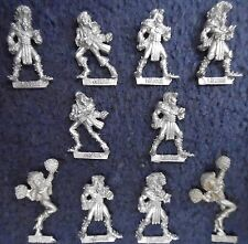 1988 Elf Bloodbowl 2nd Edition Team Citadel BB101 Fantasy Wood Elven Cheerleader