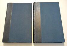 De La Motrayes Travels Italy Ottoman Empire 1723 Two Vol. Turkey Greece Smyrna