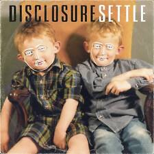 DISCLOSURE SETTLE CD DANCE ELECTRONICA POP 2013 NEW