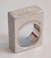 Pianegonda Italian Silver Designer Ring