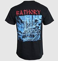 Bathory Blood on Ice Official Mens T shirt [CD]