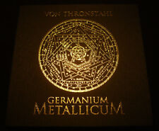 VON THRONSTAHL - GERMANIUM METALLICUM BOX lim.500 NEU ! Death in June Blutharsch