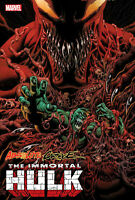 Absolute Carnage Immortal Hulk #1 First Print Kyle Hotz Marvel Pre-Order 10/02