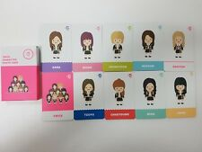 [KPOP] Twice Pop up Store Official Goods - TWICE Photo card set