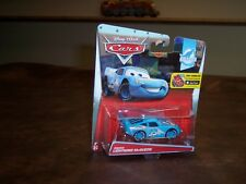 DISNEY - PIXAR - CARS - DINOCO LIGHTNING MC QUEEN - NICE CARD - RARE -(HTF) -NEW