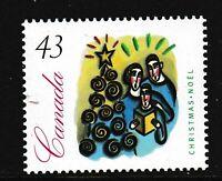 CANADA NO 1533, CHRISTMAS CAROLLING 1994,   MINT NH