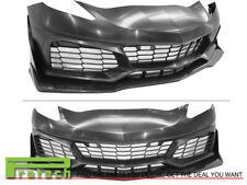 ZR1 Style Front Bumper Conversion PP Kits For 14-18 Corvette C7 Stingray