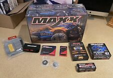 Traxxas MAXX 4S 1/10 4wd Brushless Truck RTR Orange BRAND NEW! + Heaps Of Extras