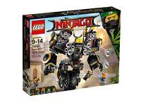 LEGO® The LEGO Ninjago Movie 70632 Cole's Donner-Mech - NEU / OVP