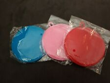NEW 3 Pack Multifunction Soft Silicone Dish and Cleaning Sponges